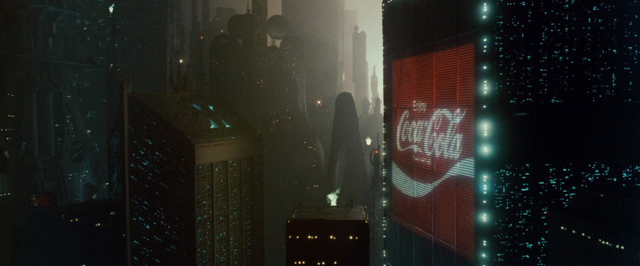 blade runner product placement editoriale